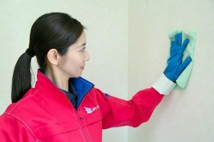 壁紙クリーニング 20㎡未満同額